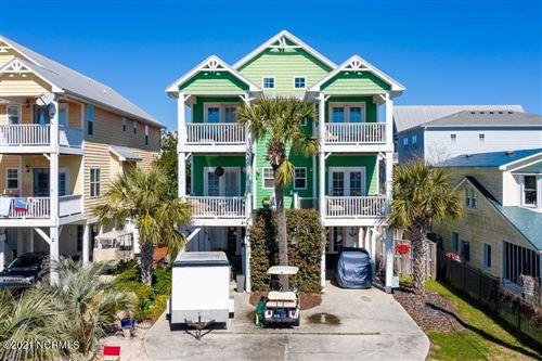 Photo of 704 Ocean Boulevard #Unit 2, Carolina Beach, NC 28428 (MLS # 100258719)
