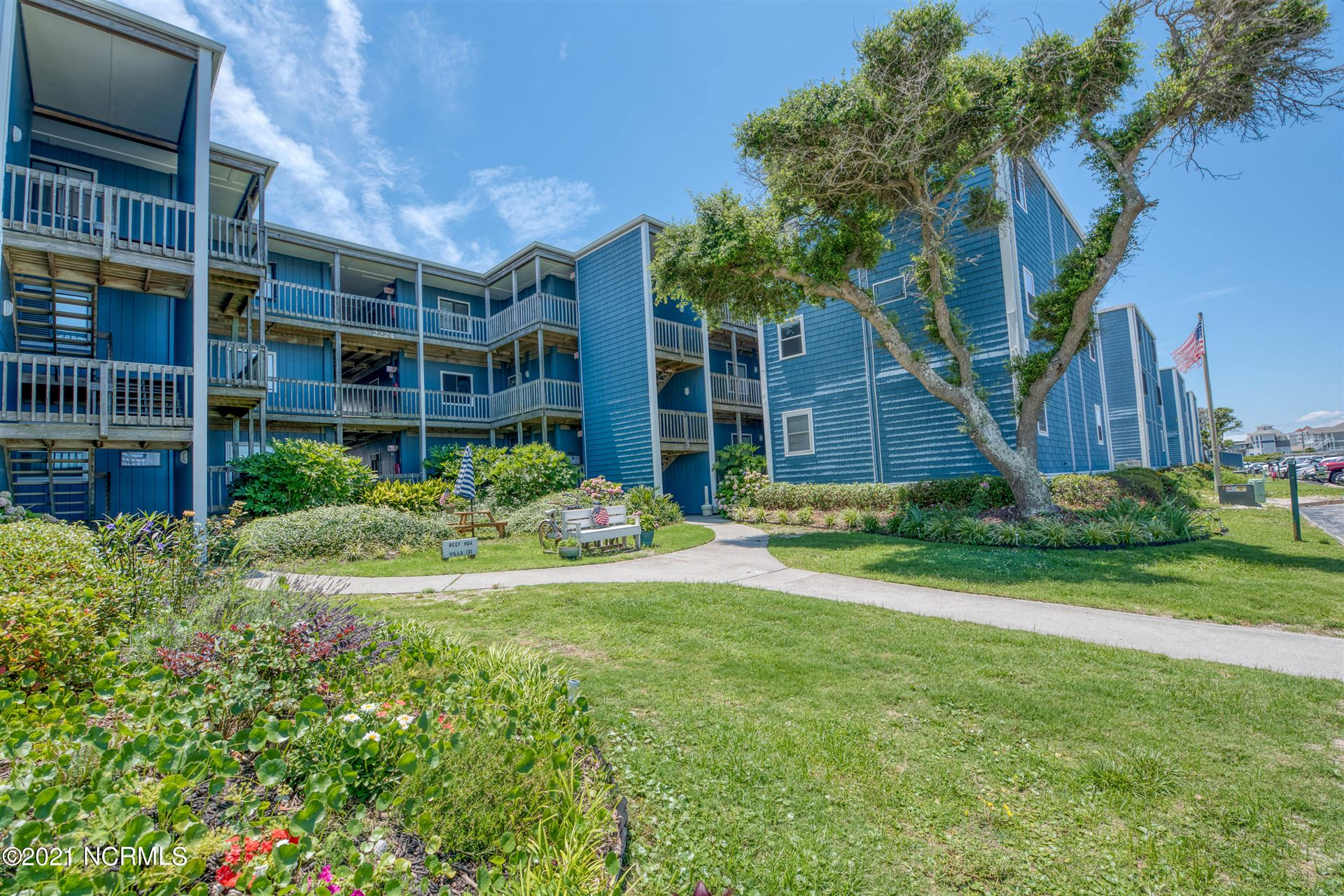 Photo for 2240 New River Inlet Road #324, North Topsail Beach, NC 28460 (MLS # 100281719)