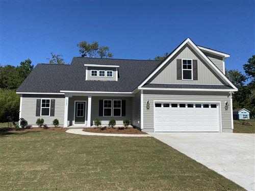 Photo of 117 Long Leaf Drive, Hampstead, NC 28443 (MLS # 100210720)