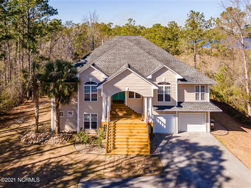 Photo of 155 Otway Burns Drive, Swansboro, NC 28584 (MLS # 100258720)