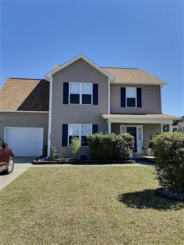 Photo of 328 Providence Drive, Jacksonville, NC 28546 (MLS # 100263720)