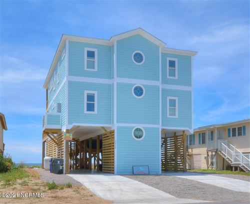 Photo of 3517 E Beach Drive, Oak Island, NC 28465 (MLS # 100257721)