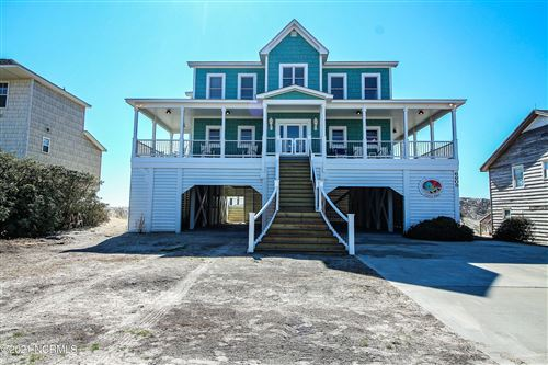 Photo of 6609 W Beach Drive, Oak Island, NC 28465 (MLS # 100258721)