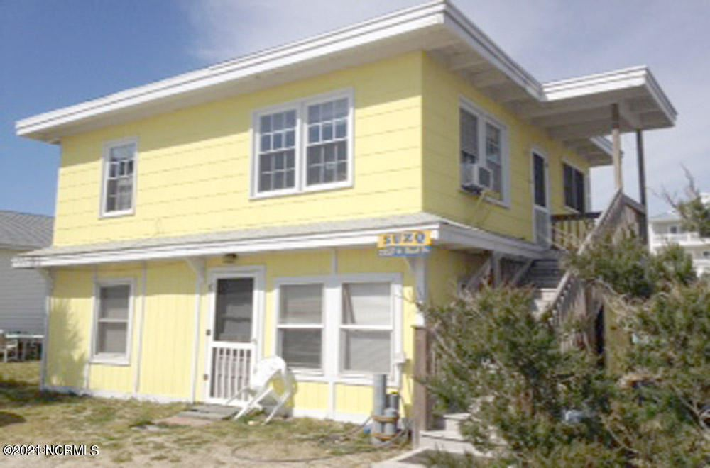 Photo for 2350 W Beach Drive, Oak Island, NC 28465 (MLS # 100281722)