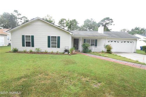 Photo of 102 Education Lane, Havelock, NC 28532 (MLS # 100295723)