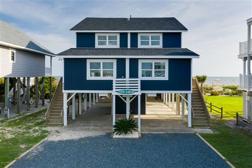 Photo of 423 Ocean Boulevard W, Holden Beach, NC 28462 (MLS # 100225725)