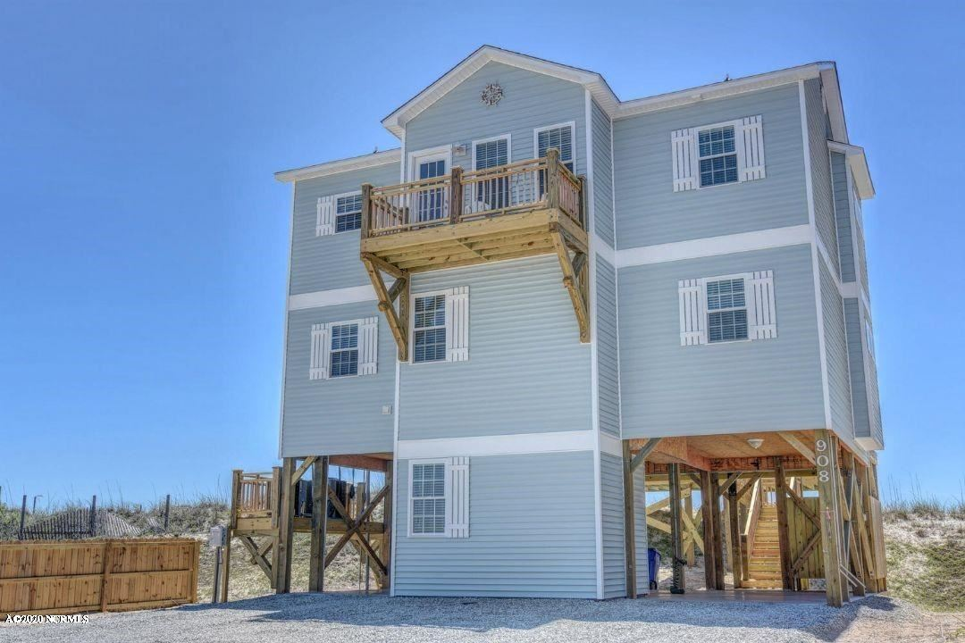 908 New River Inlet Road, North Topsail Beach, NC 28460 - MLS#: 100210725