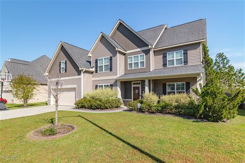 Photo of 400 Walkens Woods Lane, Jacksonville, NC 28546 (MLS # 100213726)