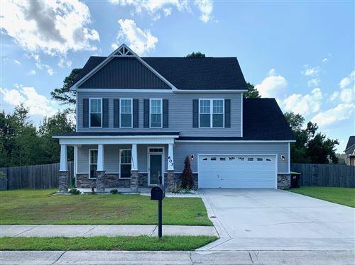 Photo of 603 Fosse Way, Jacksonville, NC 28546 (MLS # 100229727)