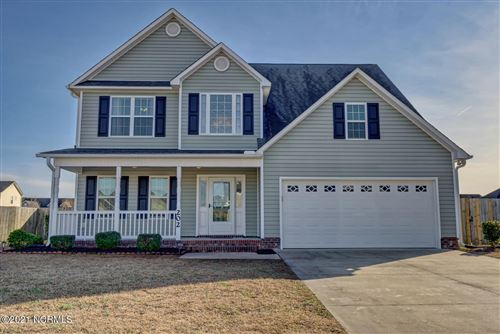 Photo of 202 Willoughby Lane, Jacksonville, NC 28546 (MLS # 100255727)
