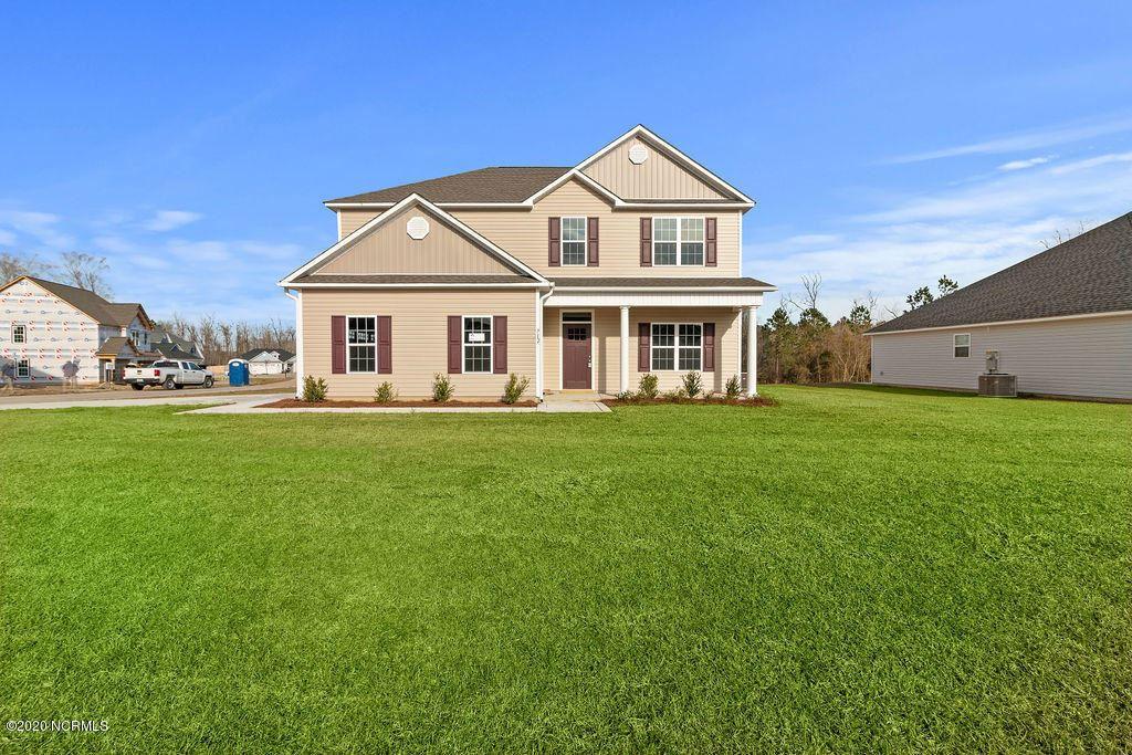 Photo for 102 Village Creek Drive, Maysville, NC 28555 (MLS # 100247727)