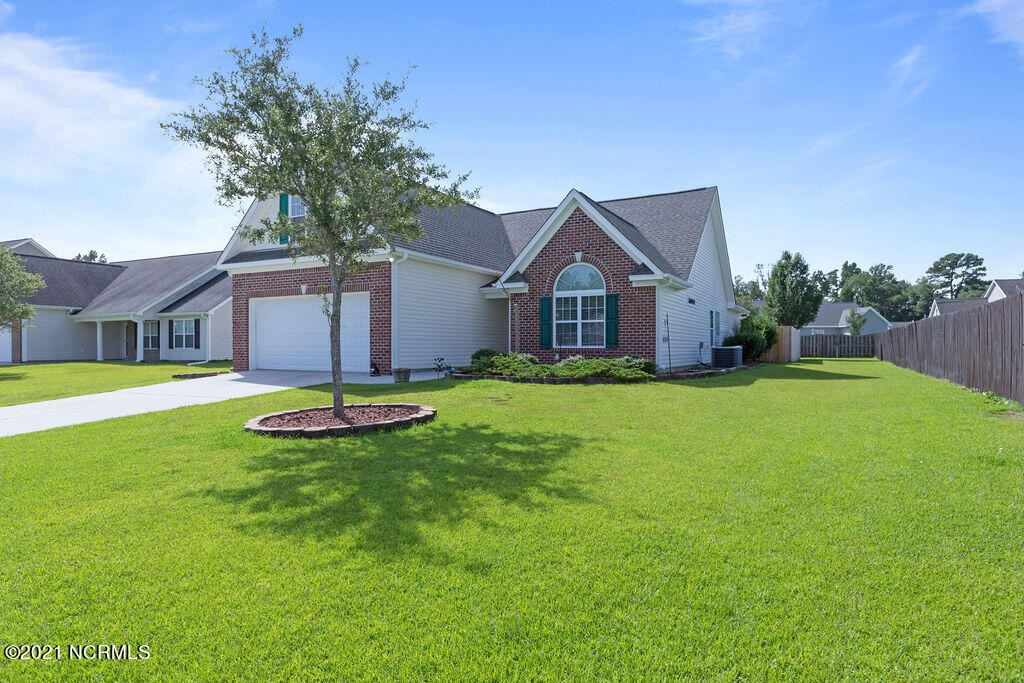 Photo of 109 Moonstone Court, Jacksonville, NC 28546 (MLS # 100288727)