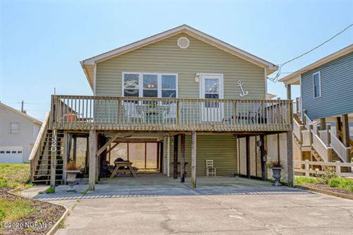 Photo of 1320 N Topsail Drive, Surf City, NC 28445 (MLS # 100212728)