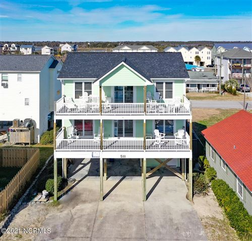 Photo of 511 N Shore Drive, Surf City, NC 28445 (MLS # 100254728)