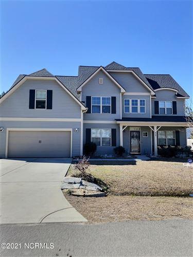 Photo of 608 Core Point Drive, Holly Ridge, NC 28445 (MLS # 100257728)
