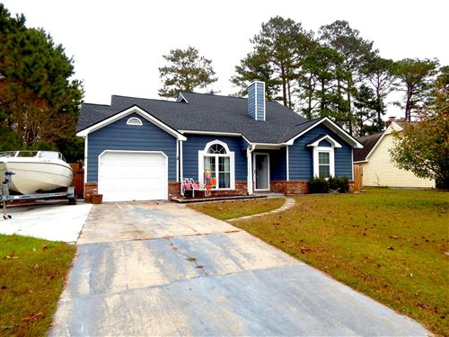 Photo of 106 Honey Tree Court, Midway Park, NC 28544 (MLS # 100193729)