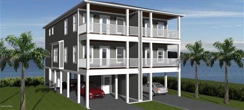 Photo of 1308 Mackerel Lane #1, Carolina Beach, NC 28428 (MLS # 100265729)