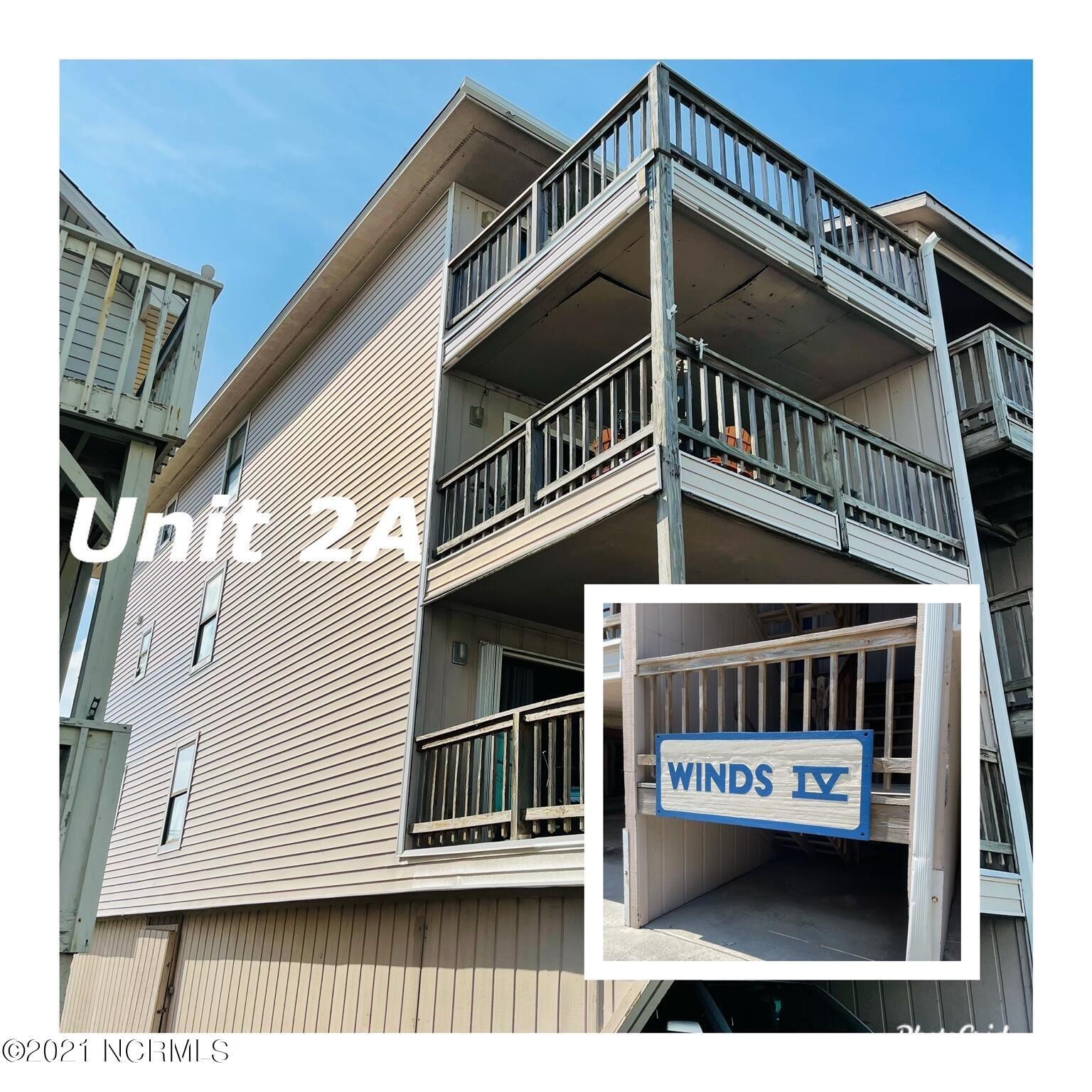 Photo of 505 Carolina Beach Avenue N #2a, Carolina Beach, NC 28428 (MLS # 100285730)