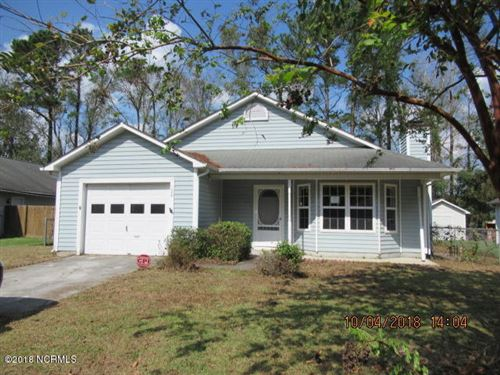 Photo of 1208 Gerald Drive, Jacksonville, NC 28540 (MLS # 100136731)