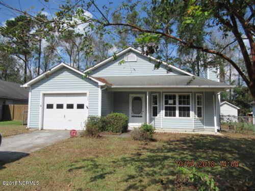 Photo of 1208 Gerald Drive, Jacksonville, NC 28540 (MLS # 100136731)
