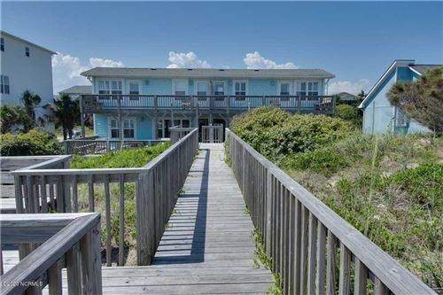 Photo of 4905 Ocean Drive #E&W, Emerald Isle, NC 28594 (MLS # 100203731)