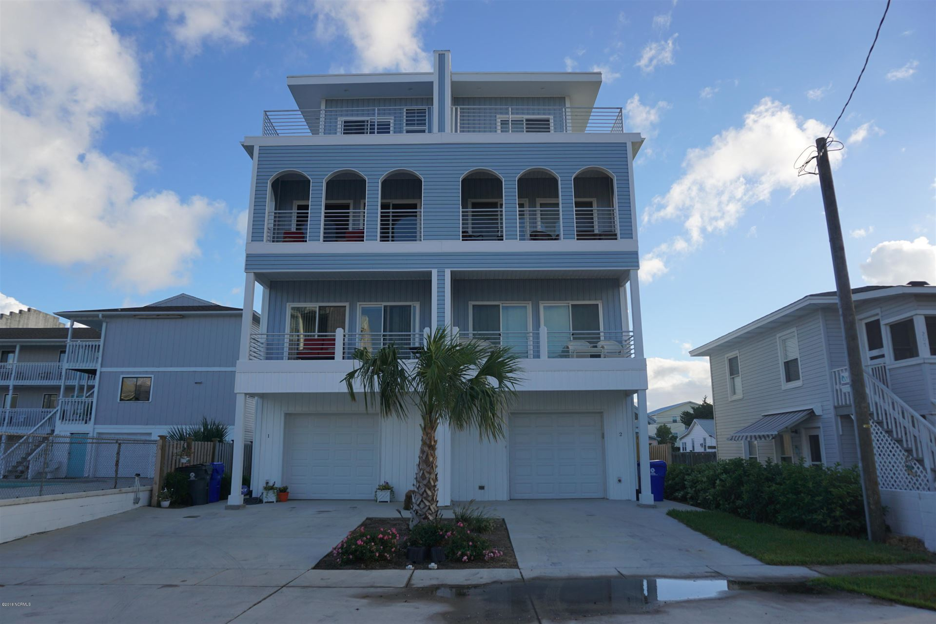 Photo for 205 Fayetteville Avenue #Unit 1, Carolina Beach, NC 28428 (MLS # 100274731)