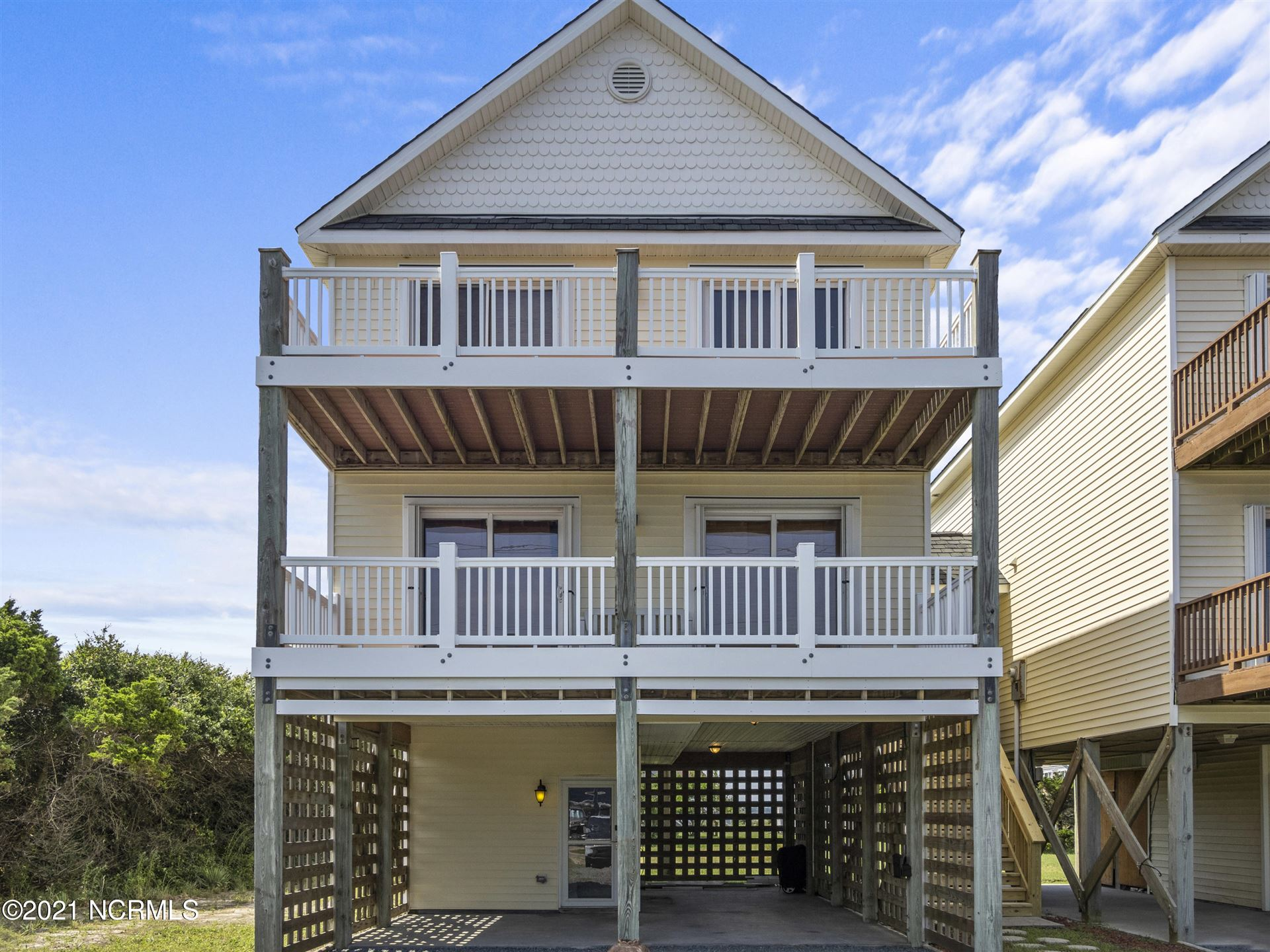 Photo for 2255 New River Inlet Road, North Topsail Beach, NC 28460 (MLS # 100282732)