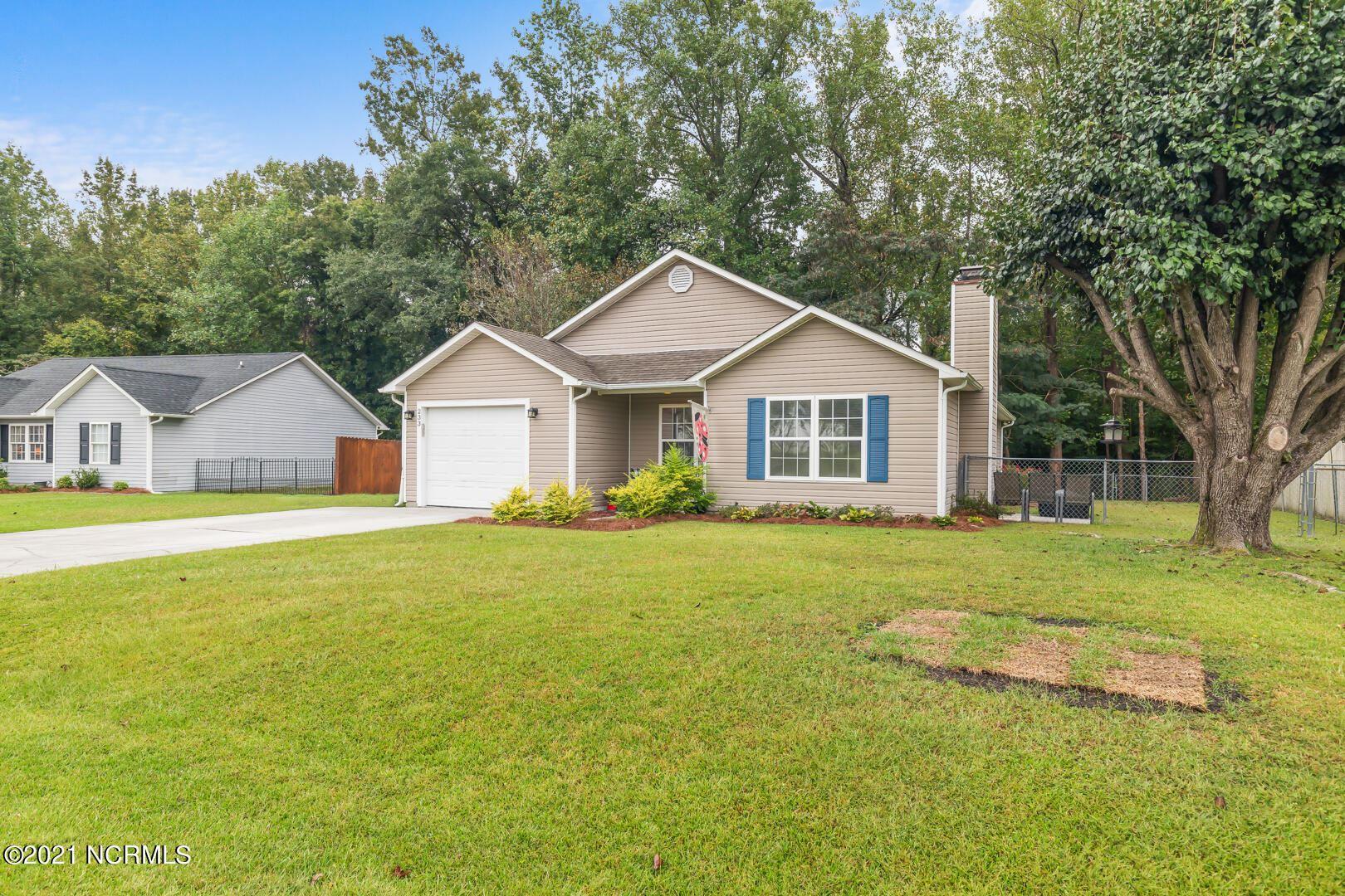 Photo of 233 Pollard Drive, Jacksonville, NC 28540 (MLS # 100293732)