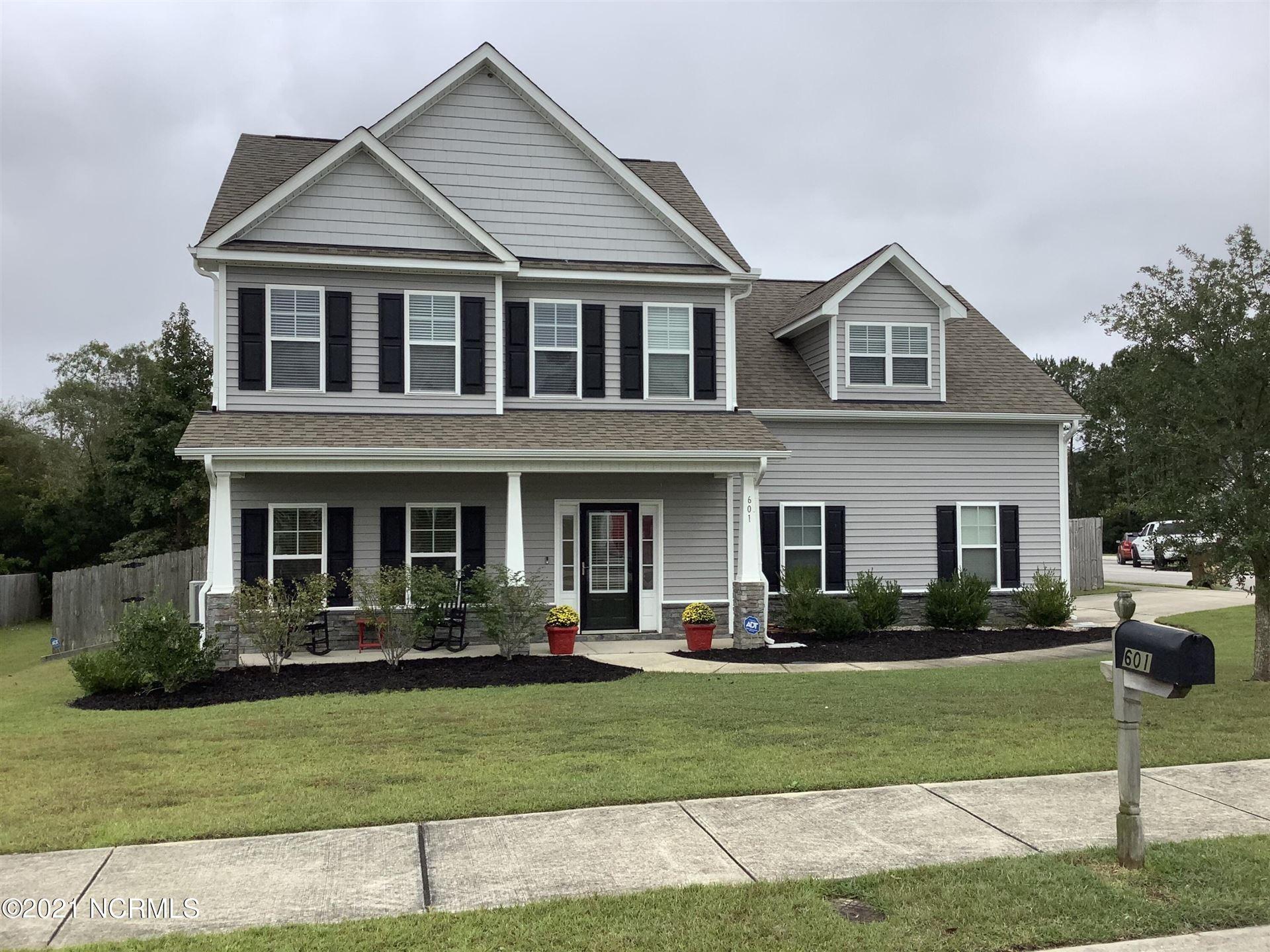 Photo of 601 Jasmine Lane, Jacksonville, NC 28546 (MLS # 100294732)