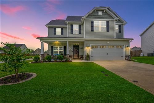 Photo of 131 Mittams Point Drive, Jacksonville, NC 28546 (MLS # 100238733)