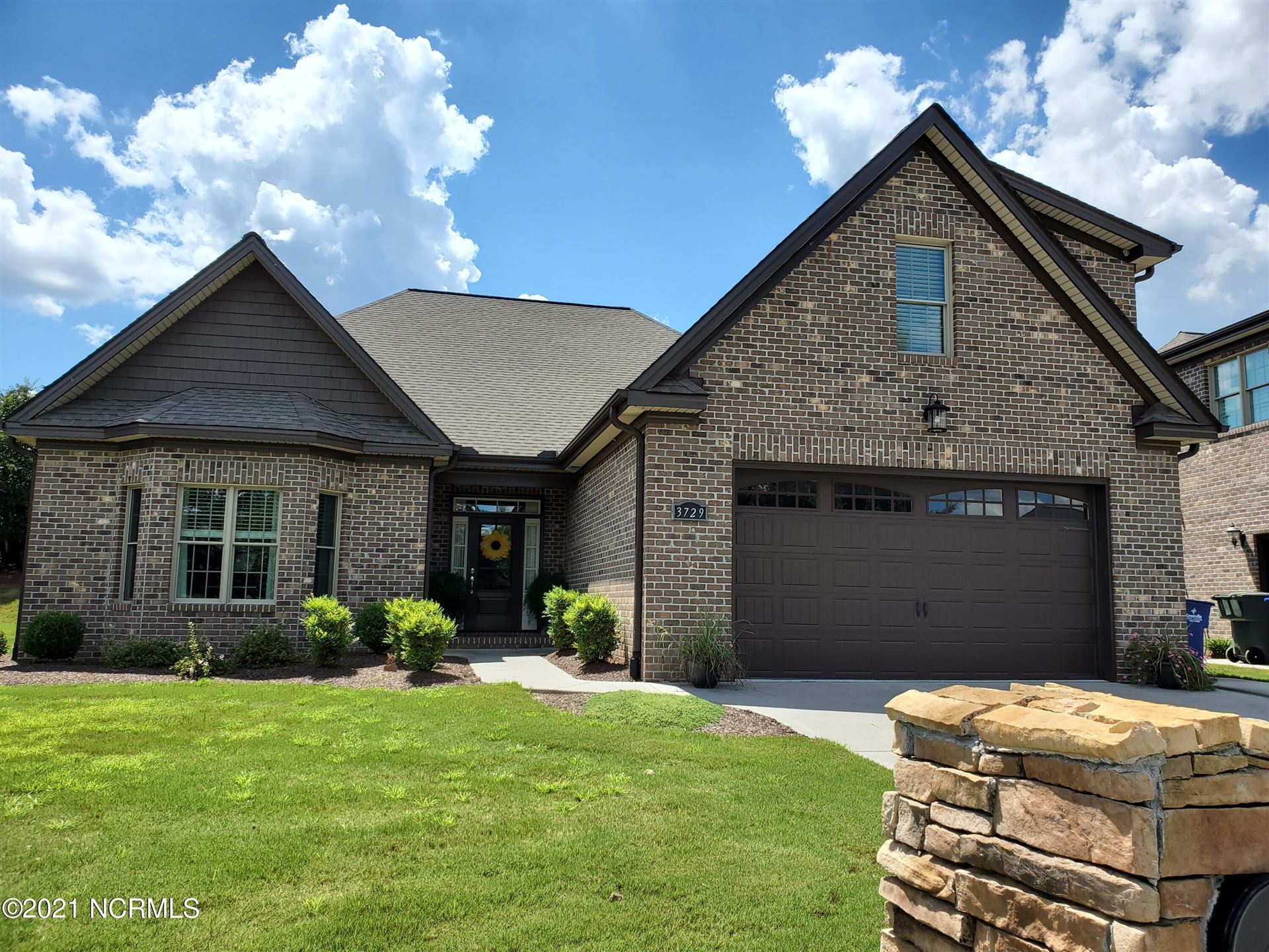 Photo of 3729 Prestwick Place, Greenville, NC 27834 (MLS # 100286733)