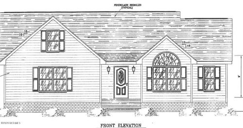 Photo of 2800 Old Cherry Point Road, New Bern, NC 28560 (MLS # 100225734)