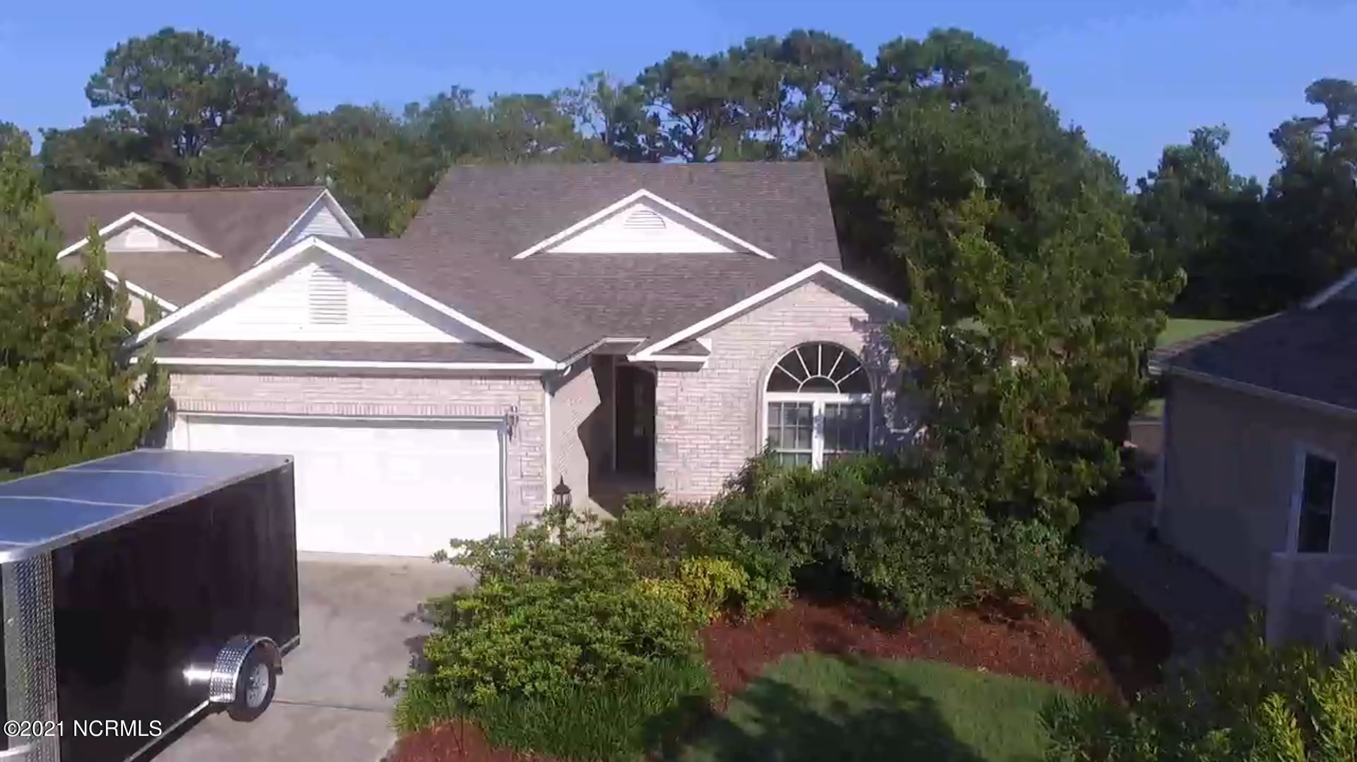 Photo for 112 N Shore Drive, Sneads Ferry, NC 28460 (MLS # 100277734)