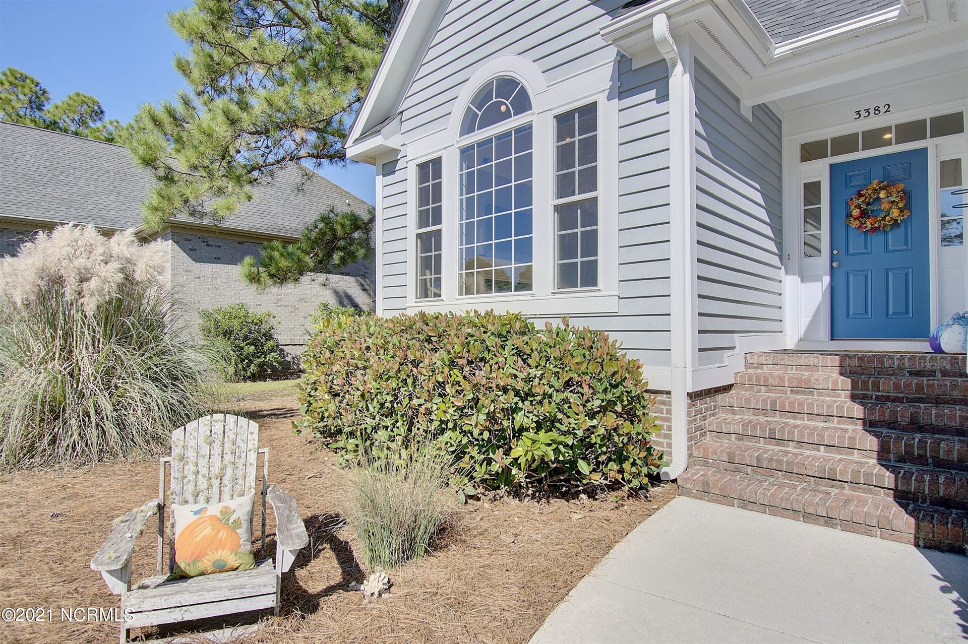 Photo of 3382 St James Drive SE, Southport, NC 28461 (MLS # 100295734)