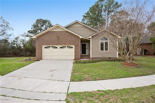 Photo of 3710 Sand Trap Court, Wilmington, NC 28412 (MLS # 100199735)