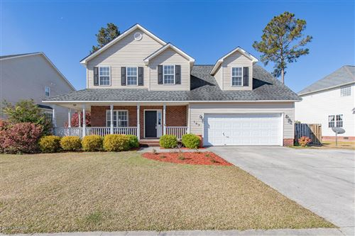 Photo of 107 Cypress Bay Drive, Jacksonville, NC 28546 (MLS # 100157736)