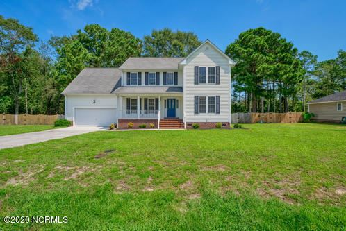 Photo of 210 Egret Point Drive, Sneads Ferry, NC 28460 (MLS # 100234736)