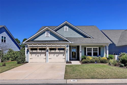 Photo of 3204 Inland Cove Drive, Southport, NC 28461 (MLS # 100264736)