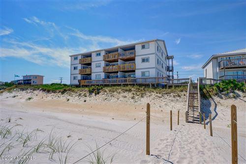 Photo of 927 N Anderson Boulevard #203a, Topsail Beach, NC 28445 (MLS # 100273737)