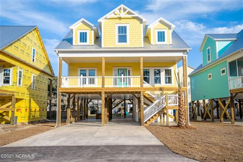 Photo of 1609 Spot Lane, Carolina Beach, NC 28428 (MLS # 100224738)