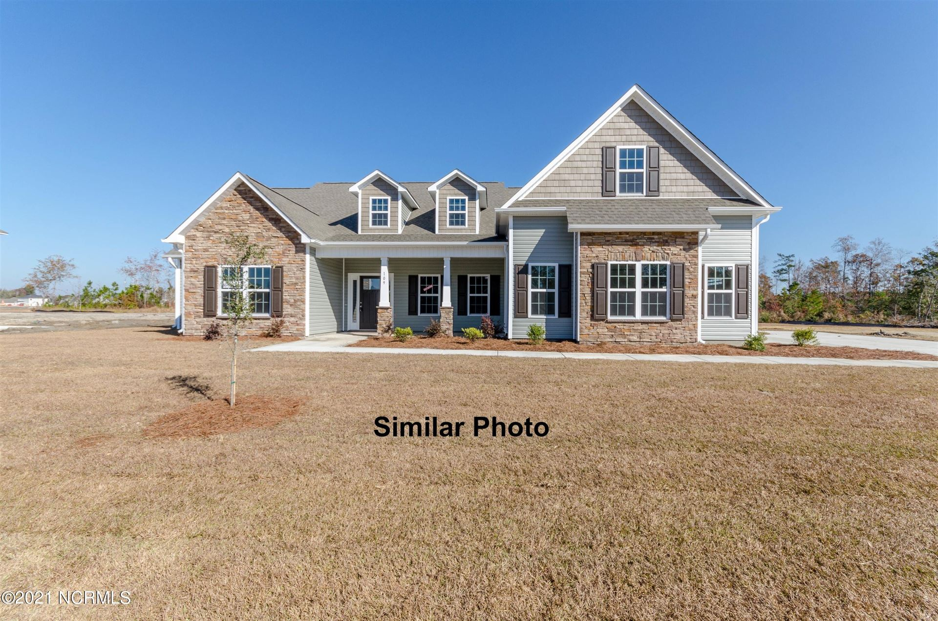 Photo of 516 Jarrott'S Place, Jacksonville, NC 28546 (MLS # 100287739)