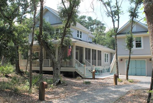 Photo of 3 Painted Bunting Court, Bald Head Island, NC 28461 (MLS # 100224740)