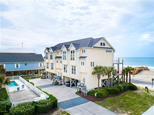 Photo of 1701 N Shore Drive #C, Surf City, NC 28445 (MLS # 100225740)