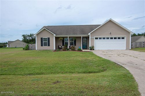 Photo of 303 Caleb Court, Beulaville, NC 28518 (MLS # 100233740)