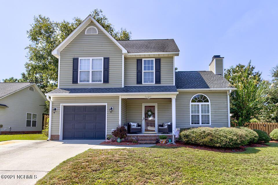 Photo of 1421 Stonington Drive, Wilmington, NC 28412 (MLS # 100290741)
