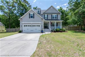 Photo of 1329 Chadwick Shores Drive, Sneads Ferry, NC 28460 (MLS # 100165742)