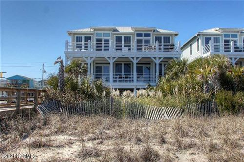 Photo of 309 Fort Fisher Boulevard S #A, Kure Beach, NC 28449 (MLS # 100259743)