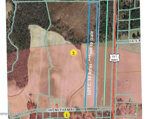 Photo of Lot C Owens Farm Road, Fremont, NC 27830 (MLS # 100284743)