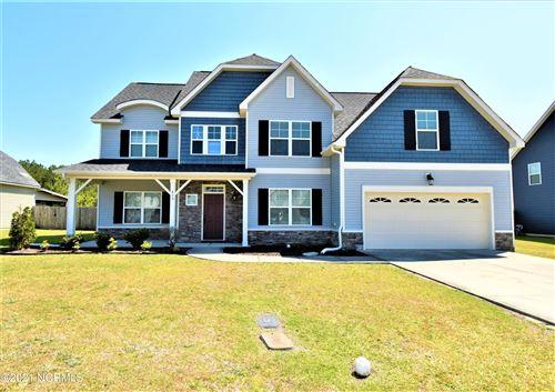 Photo of 403 Cyrus Thompson Drive, Jacksonville, NC 28546 (MLS # 100276744)