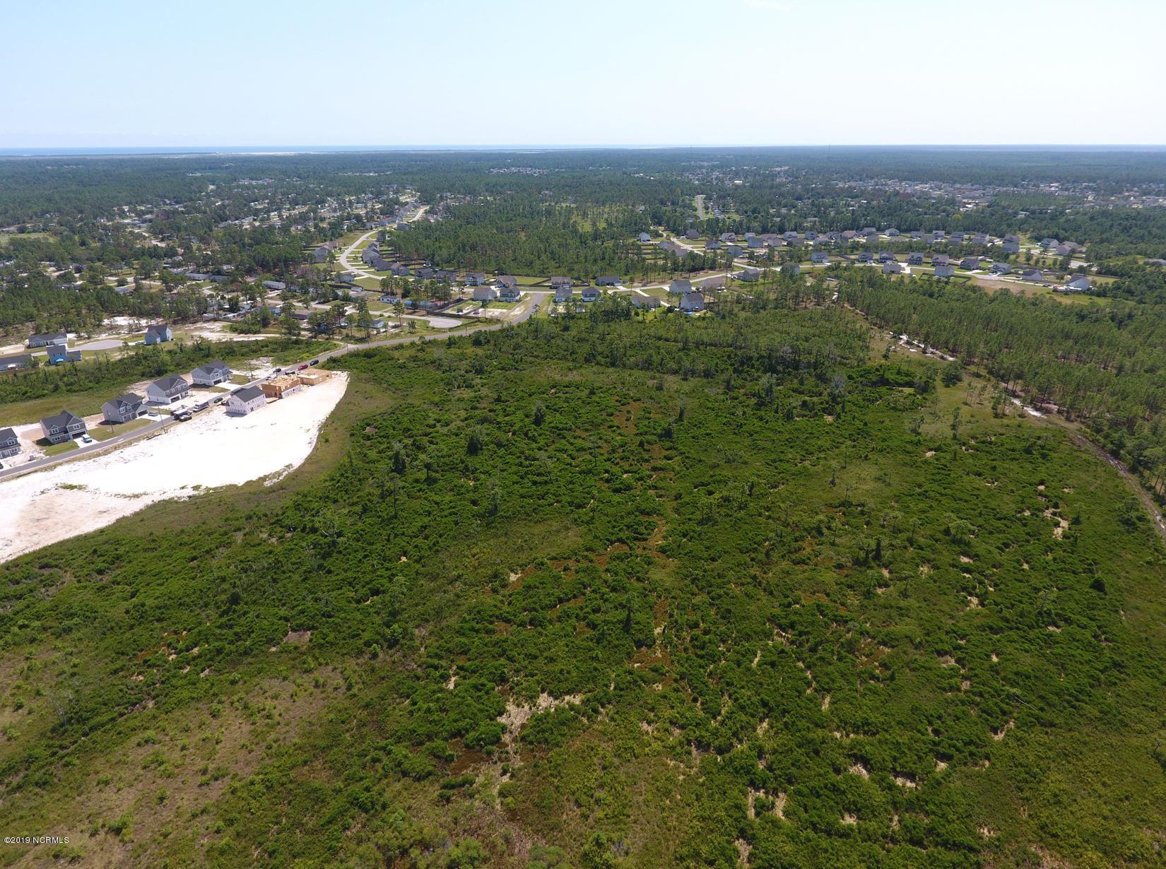 Photo of Tbd Eglin Road, Hubert, NC 28539 (MLS # 100180744)